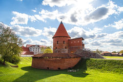 Historical Kaunas Castle Stock Photography