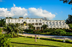 Historical kings house jamaica Stock Images