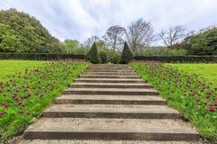 Historical landmark around Arundel Castle Royalty Free Stock Photo