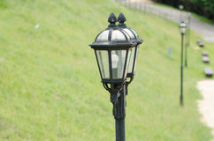 Historical lighting Royalty Free Stock Photo