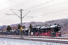 Historical Locomotive Stock Photos