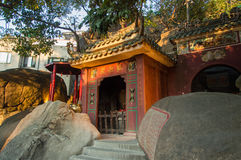The historical A-Ma Temple Stock Image