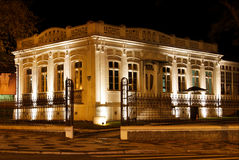 Historical Mansion Curitiba Stock Images