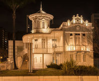 Historical Mansion Curitiba Royalty Free Stock Photo