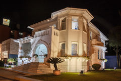 Historical Mansion Curitiba Stock Photo