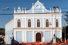 Historical Market Place Building in Amparo Royalty Free Stock Images
