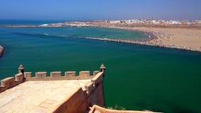 Historical Medina of city of Rabat, Morocco.  stock photography