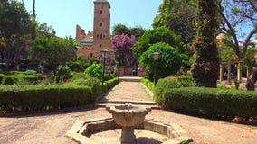 Historical Medina of city of Rabat, Morocco.  stock image