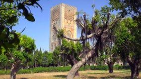 Historical Medina of city of Rabat, Morocco.  royalty free stock photo