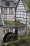 Historical mill in Monschau Royalty Free Stock Photos
