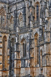 Historical monastery of Batalha in Portugal Stock Photo