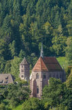 The historical monastery Hirsau in the Black Forest Royalty Free Stock Images