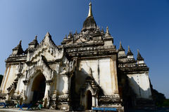 Historical monastery in Myanmar Stock Photos