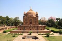 Historical Monument in Uttar Pradesh, India. Historical Monument in Allahabad, Uttar Pradesh, India royalty free stock photo