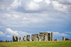 Historical monument Stonehenge Royalty Free Stock Photo