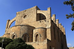 Historical monuments and buildings in the town of Famagusta, Northern Cyprus Stock Photos