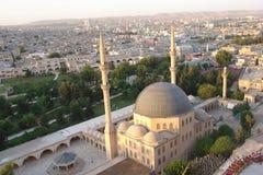 Historical mosque in Urfa Turkey. Historical antique mosque in Urfa Turkey Stock Photo
