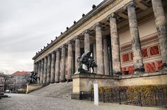 Historical Museum Berlin Germany royalty free stock image