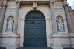 The Historical Museum of the Bersaglieri - landmark attraction in Rome, Italy Stock Photography