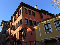 Historical Museum. In the old town of Plovdiv Bulgaria Stock Photos