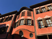 Historical Museum. In the old town of Plovdiv Bulgaria Royalty Free Stock Images