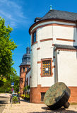 Historical Museum of the Palatinate in Speyer. Germany Stock Image