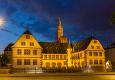 Historical museum of Strasbourg, Alsace, France Stock Photography