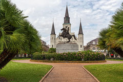 Historical New Orleans, Louisiana Royalty Free Stock Images