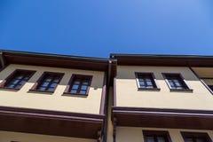 Historical Odunpazari House Royalty Free Stock Images
