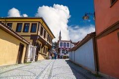 Historical Odunpazari Town Royalty Free Stock Image