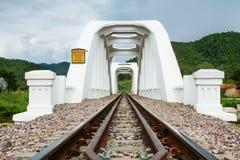 Historical Old railway Stock Image