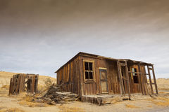 Historical Old West House Royalty Free Stock Photos