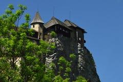 Orava Castle, Slovakia royalty free stock photos