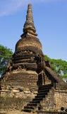 Historical Pagoda Wat Nang phaya temple architecture Royalty Free Stock Photography