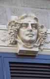 Historical palace. Bitritto. Puglia. Italy. Stock Photo