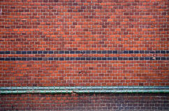 Historical palace brick wall background Stock Images
