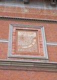 Historical palace. Castell'Arquato. Emilia-Romagna. Italy. Royalty Free Stock Image