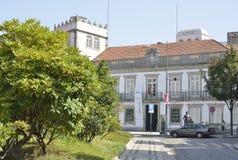 Historical palace Royalty Free Stock Image