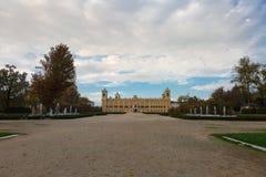Historical Palace of Reggia di Colorno, Parma, Emilia Romagna region, Italy.  Stock Images