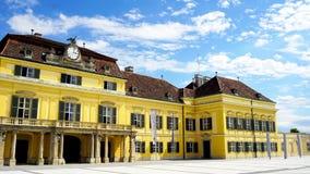 Historical palace Royalty Free Stock Photo