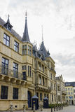 The historical Palais Grand Ducal Royalty Free Stock Image