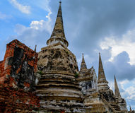 Historical Park in Thailand Stock Images