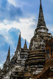 Historical Park in Thailand Royalty Free Stock Image