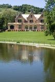 Historical park of Villa Serra Royalty Free Stock Photography