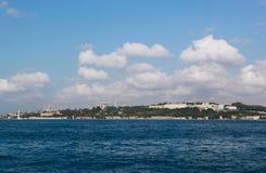 Historical Peninsula in Istanbul ,Turkey Stock Photo