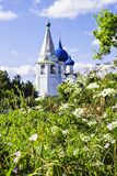 Historical place for interest in Suzdal, Russia Royalty Free Stock Photo