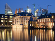 Historical political center of the Netherlands Stock Photography