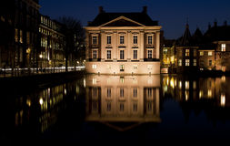 Historical political center of the Netherlands Royalty Free Stock Image