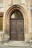 Historical portal Stock Photos