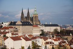 Historical Prague Czech Republic Royalty Free Stock Photography